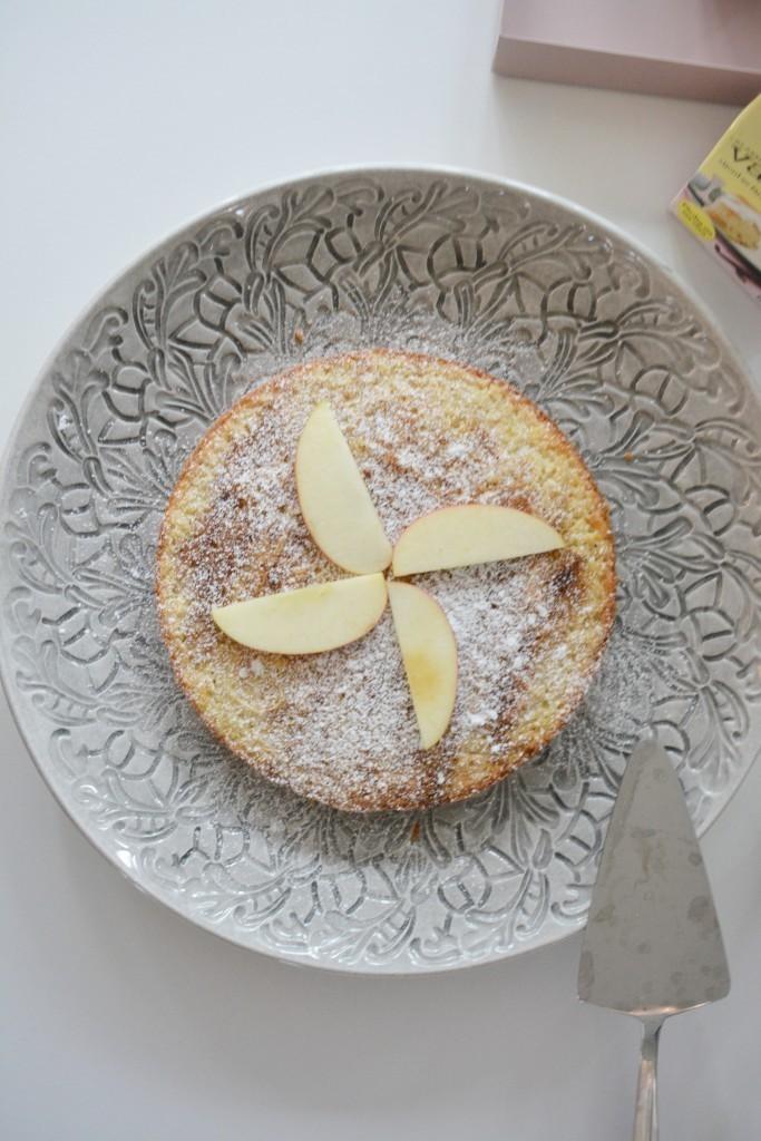 Äppelkaka-glutenfri